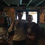 Frank van Baal wint de Toon Hereijgers Trofee.